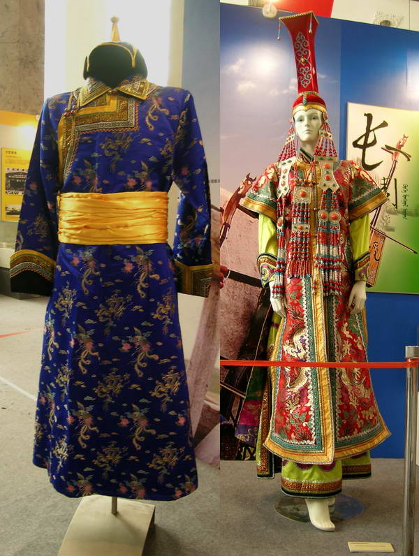 mongols_clothes_man_and_woman